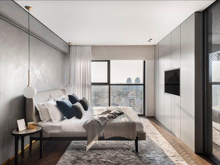 L.S HOUSE | The Southern Penthouse Moran Gozali