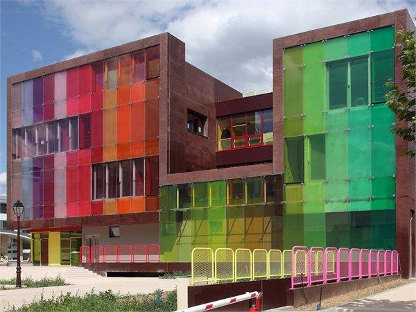 Saint-Exupéry Sports and Leisure Centre KOZ architectes