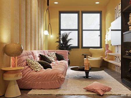 Chinese apartment Diff.Studio