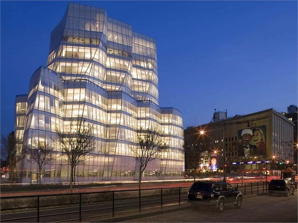 Nuova sede di IAC – InterActiveCorp Gehry Partners LLP