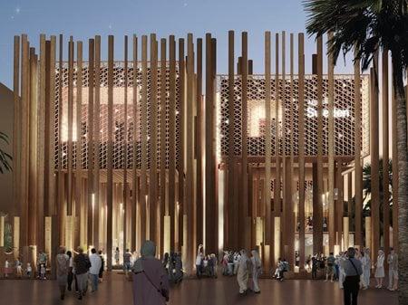 The Forest | Swedish Pavilion at Expo 2020 Dubai Alessandro Ripellino Arkitekter