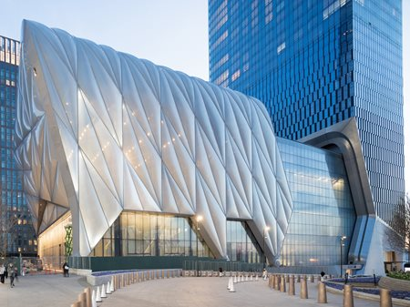 The Shed  Diller Scofidio + Renfro