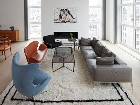 Park Avenue Penthouse & Rooftop Søren Rose Studio