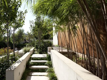 Brise Soleil House  Anderman Architects
