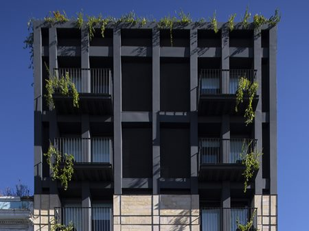 7 Sur - Puebla Boué Arquitectos