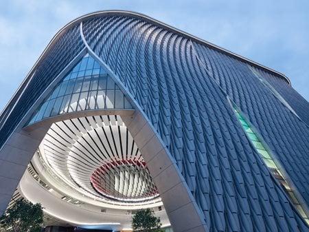 Xiqu Centre Revery Architecture Inc.