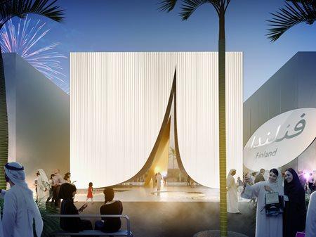 Finnish Pavilion at Expo 2020 Dubai JKMM Architects