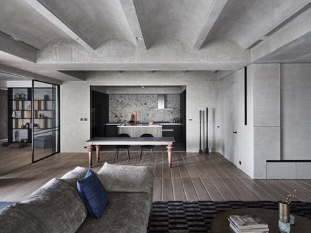 Serenity in the City PENY HSIEH INTERIORS