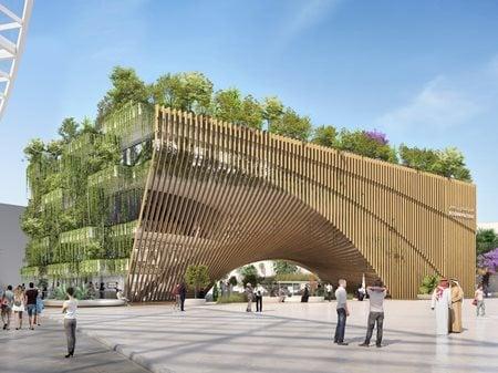 Belgium Pavilion at Expo 2020 Dubai  Vincent Callebaut Architectures