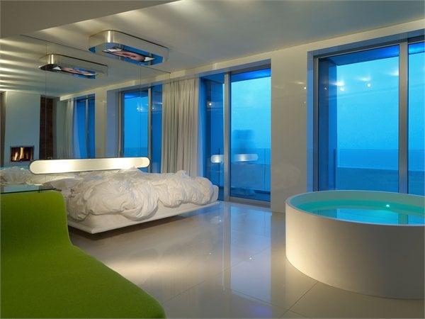 i-SUITE Hotel Simone Micheli Architectural Hero
