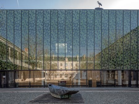 Musée Bernard d'Agesci BLP & associés