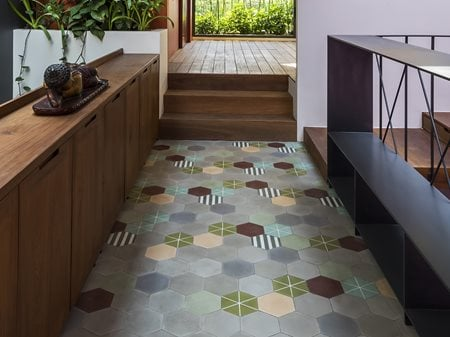 Pattern House MM ++ ARCHITECTS