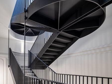 Principe Amedeo 5 Vittorio Grassi Architetto and Partners
