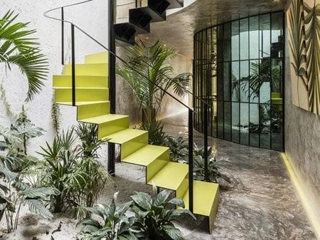 Kaleidos   House Taller Estilo Arquitectura S   de  RL  de  CV