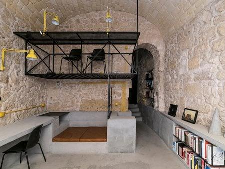 Ufficio 3B CUCCURU • PISANO ARCHITETTURA
