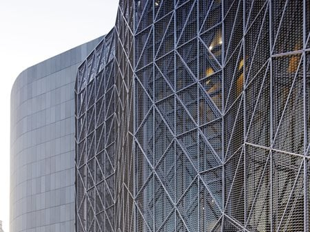 Hong Qiao Art Center BAU | Brearley Architects & Urbanists