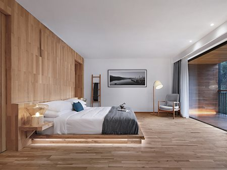 The Overall Renovation of Yule Mountain Boutique Hotel Continuation Studio