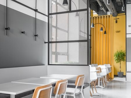 Cafe SEEDS Architectural Studio RE