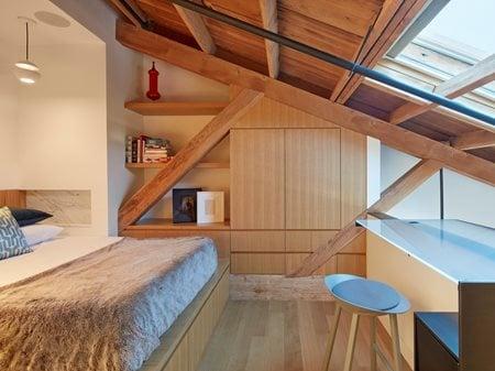 York Street Loft Todd Davis Architecture