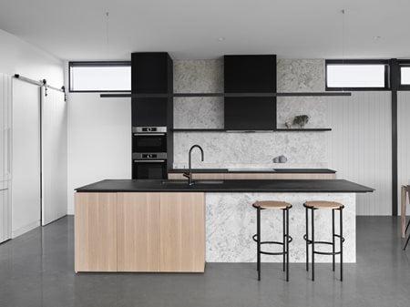 Torquay Beach House Luke Fry Architecture & Interior Design