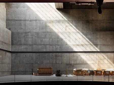 Power Plant for the Foz Tua Dam Eduardo Souto de Moura
