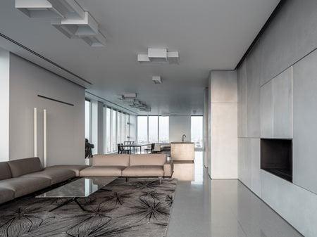 RO PENTHOUSE Pitsou Kedem Architects