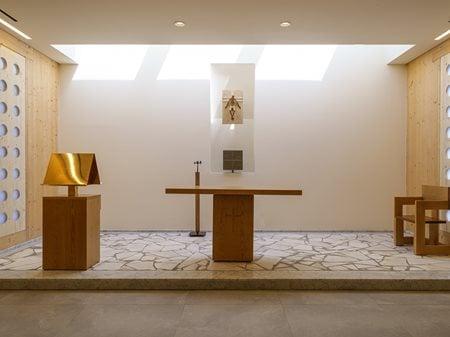 Nuovo complesso parrocchiale Resurrezione di nostro Signore Varignano TAMassociati