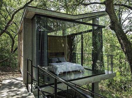 Casa en el Bosque WEYES Studio