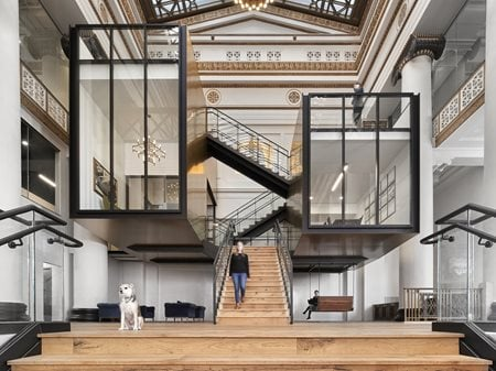 Expensify, Portland Office ZGF Architects LLP