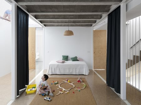 REI house CRUX arquitectos