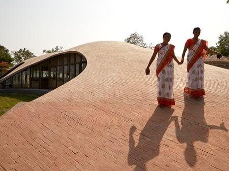 Maya Somaiya Library, Sharda School studio sP+a