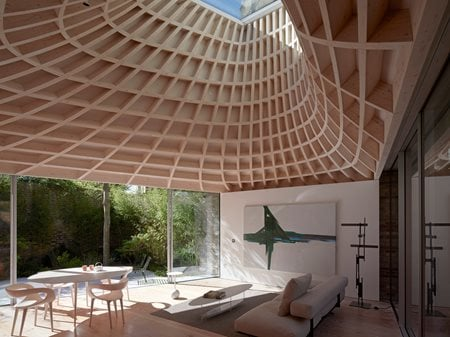 House in a Garden Gianni Botsford Architects