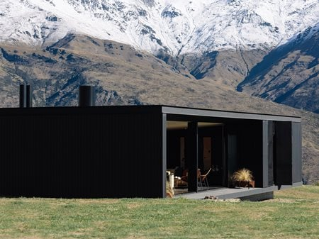 Alpine Terrace House Fearon Hay Architects