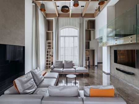 House in Repino Peter Sergeev Architecture + Design
