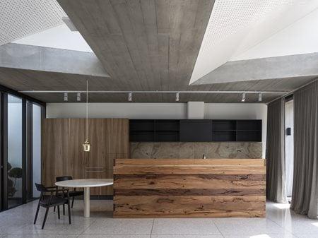 Woollahra Courtyard House CO-AP