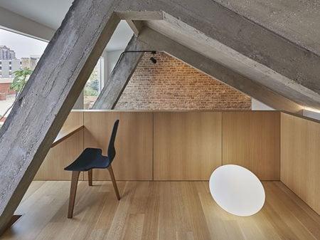 Michigan Loft Vladimir Radutny Architects
