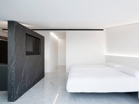 Penthouse in Costa Blanca Fran Silvestre Arquitectos