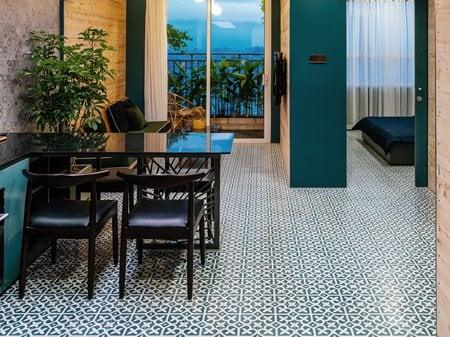 The Gaps Apartment Duc Hoa Dang