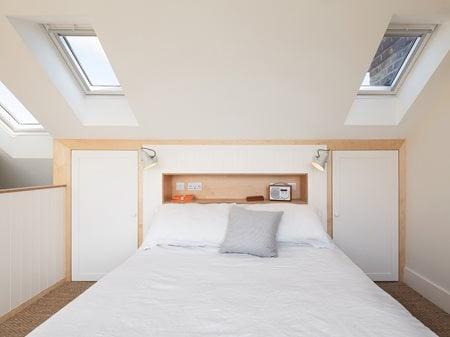 Zinc Loft Conversion Rider Stirland Architects