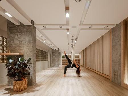 Tru3 Yoga Studio ITGinteriors