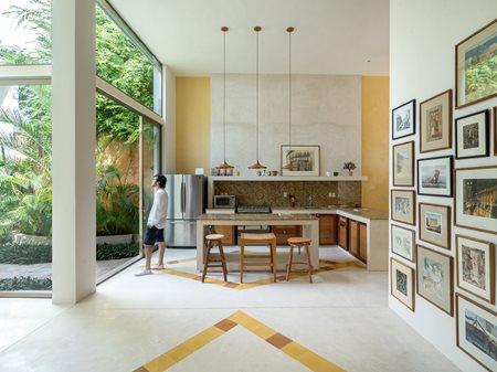 E&A 64 House Taller Estilo Arquitectura S   de  RL  de  CV