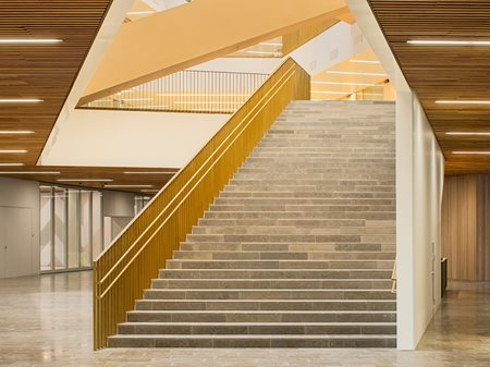The Aalto University Väre Building Verstas Architects