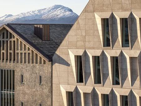 Bodø Town Hall ALL—Atelier Lorentzen Langkilde