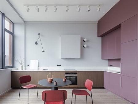 "Mini loft ""Valley"" October Design Studio"