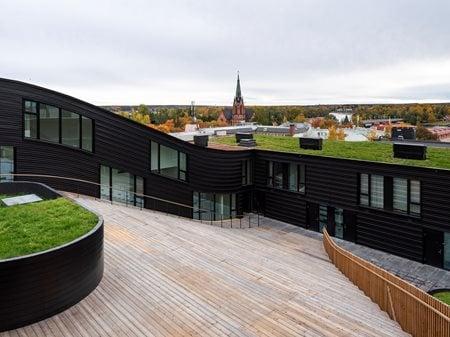 Glitne residential complex BIG - Bjarke Ingels Group