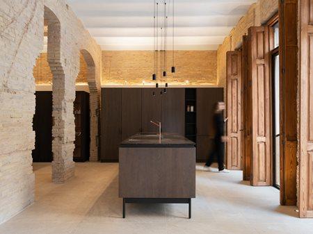 MOBALCO Flagship store Ruben Muedra Estudio de Arquitectura