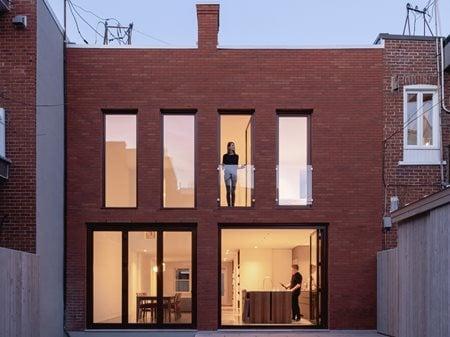 Brick House NDA Architecture