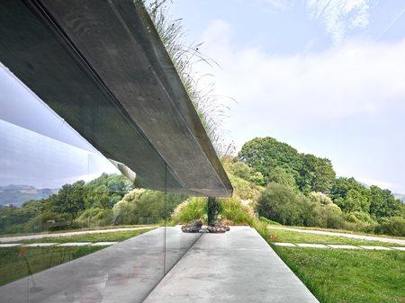 Landaburu borda Jordi Hidalgo Tané, Arquitectura