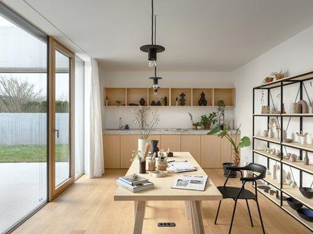 House for a Ceramic Designer   Arhitektura d.o.o.
