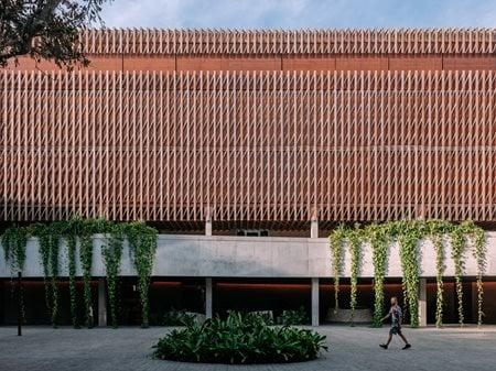 Potato Head Studios  OMA - Office for Metropolitan Architecture